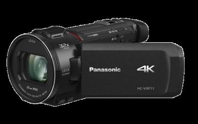 Panasonic HC-VXF11 4K
