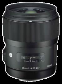 Sigma 35mm Objektiv